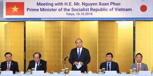 Thỏa thuận đầu tư Việt - Nhật đạt gần 10 tỉ USD - Ảnh 1.