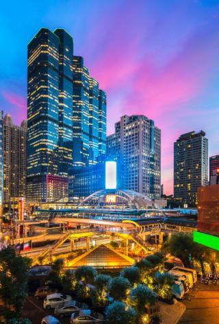 Sức hấp dẫn của bất động sản Bangkok - Ảnh 3.