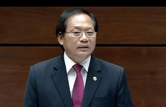 Ông Trương Minh Tuấn xin thôi BCH Đảng bộ Khối cơ quan Trung ương - Ảnh 1.