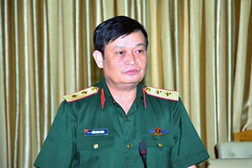 Chính ủy Quân chủng Hải quân làm Chính ủy Quân khu 7 - Ảnh 1.
