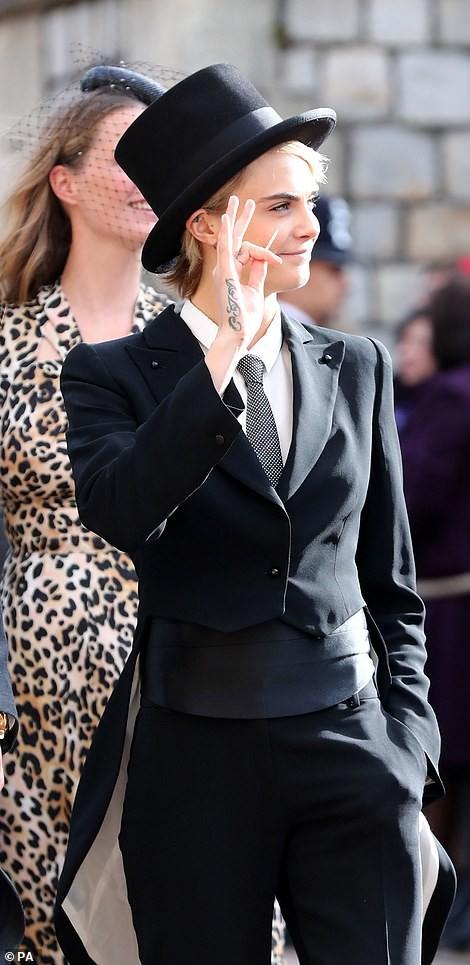 Đám cưới công chúa Anh tụ hội nhiều khách mời là người nổi tiếng - Ảnh 7.