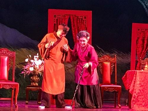 Xem kịch của Sân khấu Kịch Lệ Ngọc tại TP HCM - Ảnh 1.