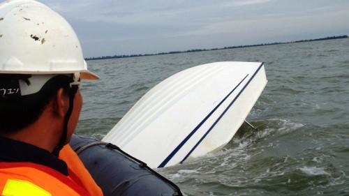 Truy tố 2 giám đốc vụ chìm tàu làm 9 người chết ở Cần Giờ - Ảnh 1.