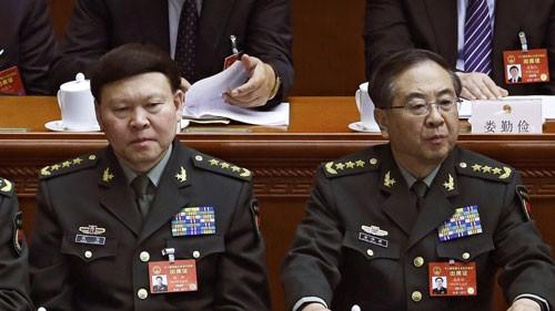 Trung Quốc khai trừ đảng 2 cựu tướng quân đội - Ảnh 1.