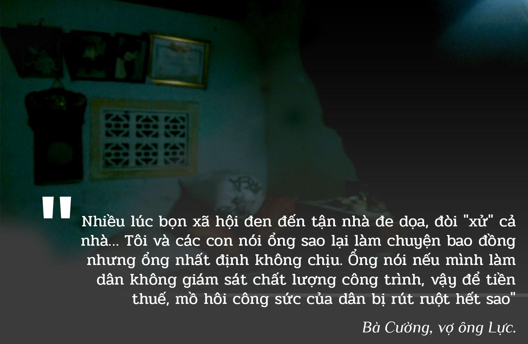 """(eMagazine) - Ông Lực """"khùng"""" bóc mẽ sai phạm tuyến cao tốc Đà Nẵng - Quảng Ngãi - Ảnh 5."""