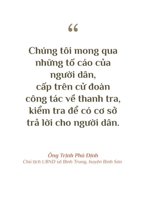 """(eMagazine) - Ông Lực """"khùng"""" bóc mẽ sai phạm tuyến cao tốc Đà Nẵng - Quảng Ngãi - Ảnh 11."""