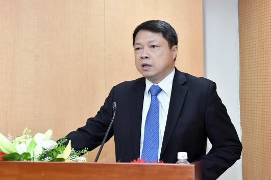 Phó chánh thanh tra Ngân hàng Nhà nước lên chức