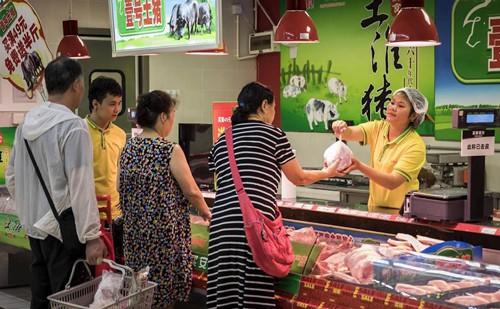 Các nước thay chân Mỹ bán thịt heo sang Trung Quốc - Ảnh 1.