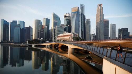 Singapore đọ sức với Con đường tơ lụa mới - Ảnh 1.