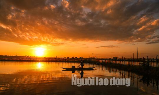 Một ngày trên phá Tam Giang - Ảnh 1.