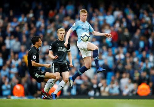 De Bruyne trở lại, Man City lợi hại hơn - Ảnh 1.