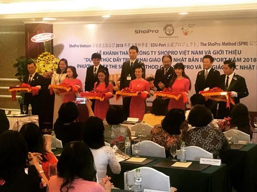 Ảnh 1 - Phương pháp giáo dục mầm non nhật bản SPM triển khai tại Việt Nam