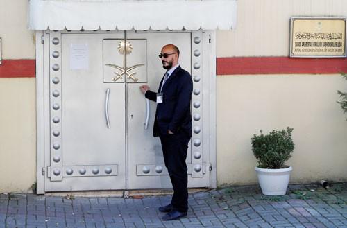 Đằng sau cái chết của nhà báo Ả Rập Saudi: Bắt cóc hay sát hại? - Ảnh 1.