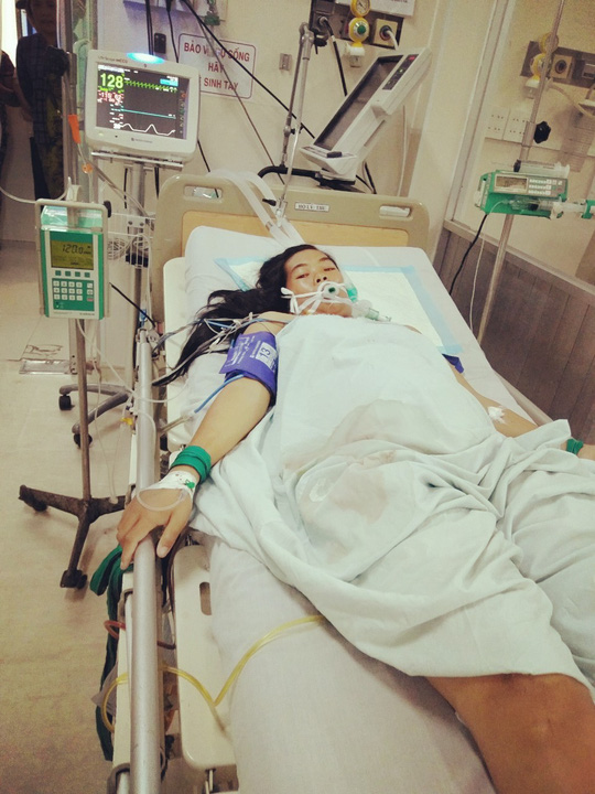 Làm rõ vụ thai nhi tử vong, sản phụ nguy kịch tại bệnh viện - Ảnh 1.