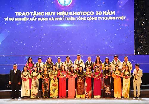 Kỷ niệm 35 năm Tổng Công ty Khánh Việt: Khatoco - Hành trình một thương hiệu - Ảnh 1.