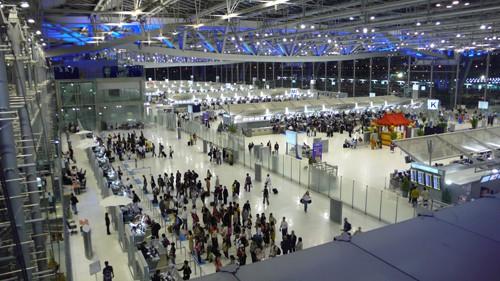 Những lời đồn đại bị ma ám của sân bay lớn nhất Thái Lan - Ảnh 3.