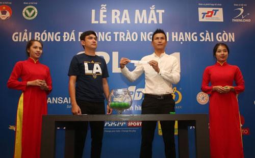 Đưa bóng đá phủi Hà Nội vào TP HCM - Ảnh 1.