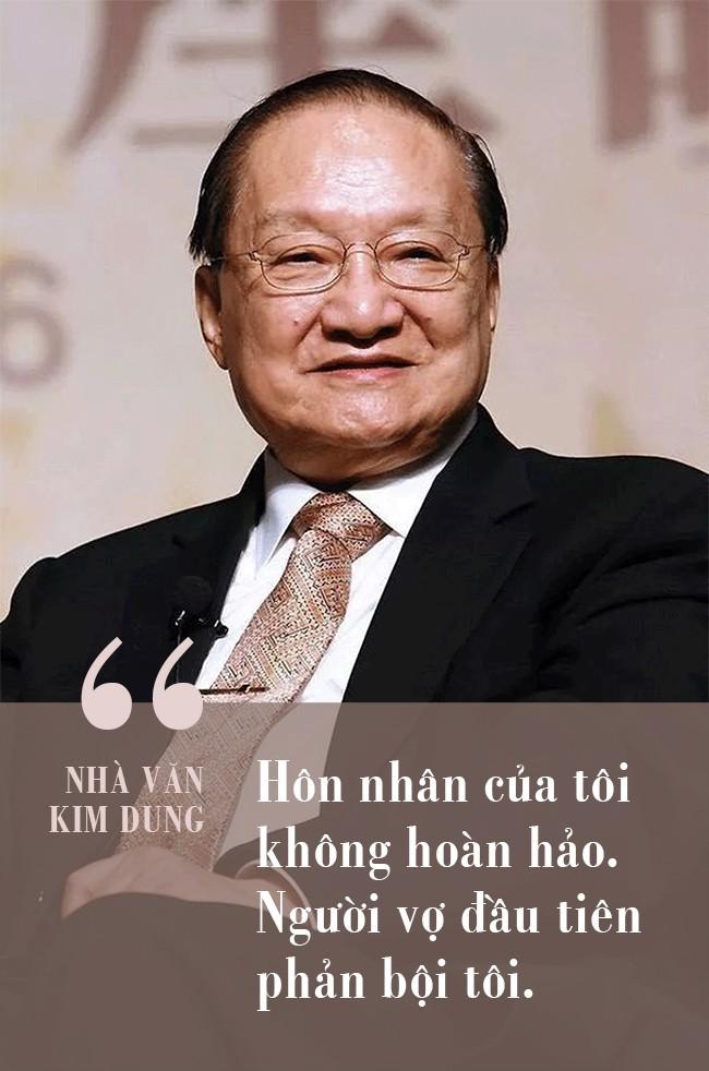 """[eMagazine]- Cuộc đời thăng trầm của """"Võ lâm minh chủ"""" Kim Dung - Ảnh 6."""