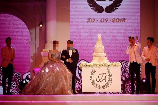 Chủ tịch HĐQT Công ty Cấp thoát nước Quảng Nam nói về đám cưới khủng của con trai - Ảnh 2.