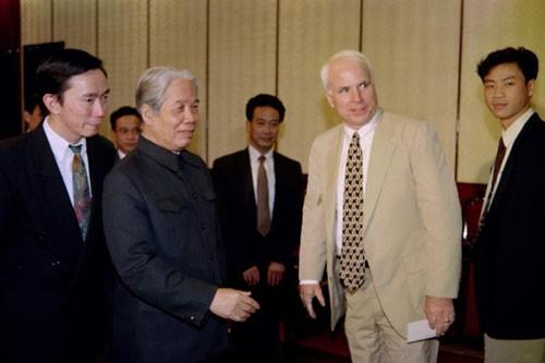 Màn đối đáp thâm thúy của cố Tổng Bí thư Đỗ Mười với Ngoại trưởng Mỹ 2