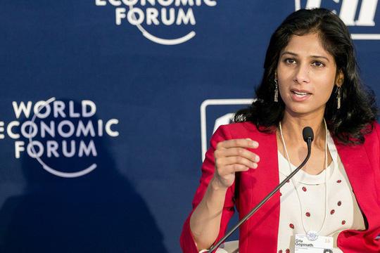 Chân dung nữ kinh tế trưởng xinh đẹp của IMF - Ảnh 3.