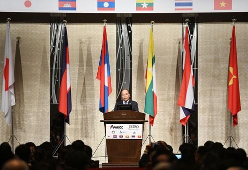 Các nước Mekong và Nhật Bản nâng tầm hợp tác - Ảnh 1.
