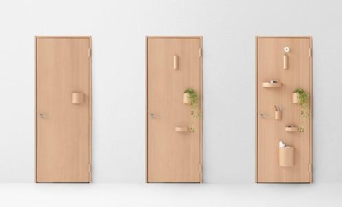 Những kiểu cửa thông minh của người Nhật - Ảnh 2.