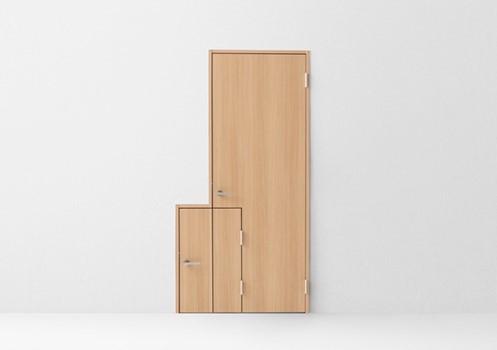 Những kiểu cửa thông minh của người Nhật - Ảnh 3.