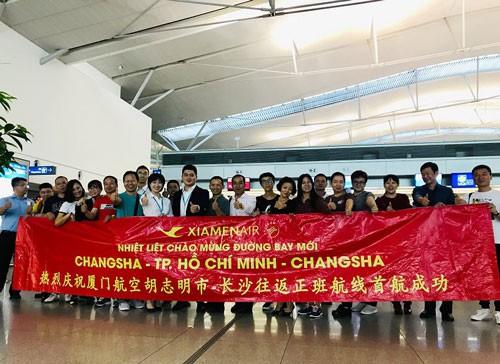 Mở đường bay thẳng TP HCM - TP Changsha - Ảnh 1.