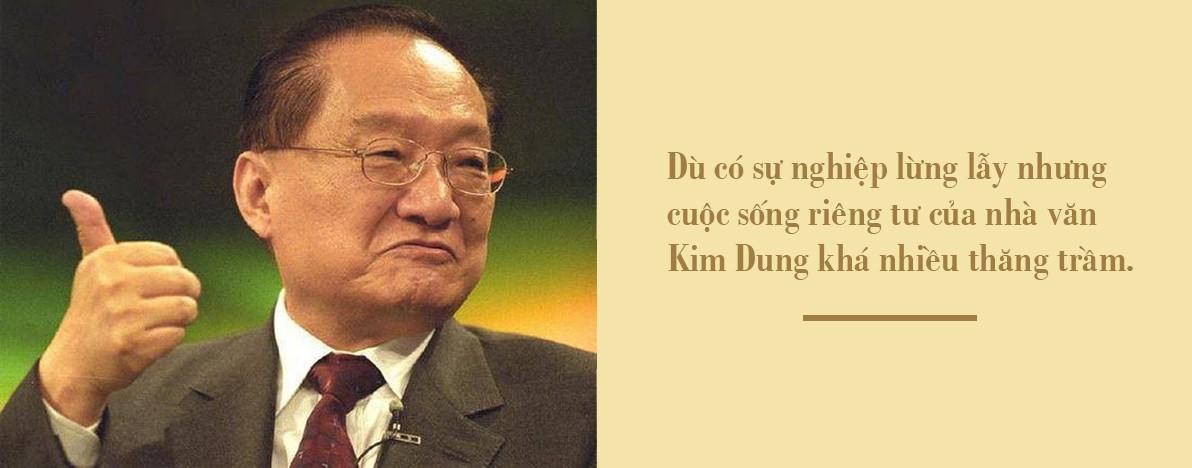 """[eMagazine]- Cuộc đời thăng trầm của """"Võ lâm minh chủ"""" Kim Dung - Ảnh 1."""
