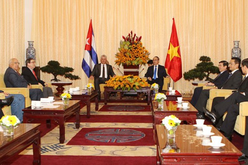 TP HCM tích cực hợp tác với Cuba - Ảnh 1.