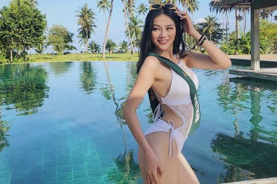 Tân Hoa hậu Trái đất xinh đẹp ngày trở về Việt Nam - Ảnh 9.