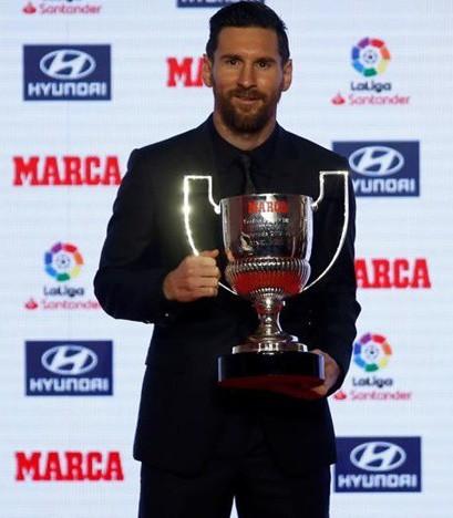 Trở lại sau chấn thương, Messi thành sao sáng nhất La Liga - Ảnh 2.
