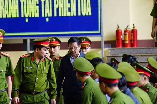 Do not announce the verdict of General Vinh: There are no grounds for contradicting the authorities - Figure 1.