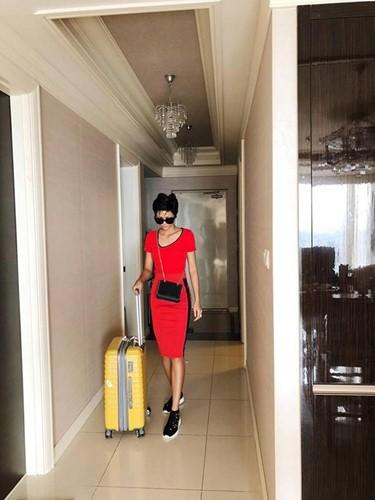 Đột nhập căn hộ cao cấp của Hoa hậu HHen Niê - Ảnh 2.