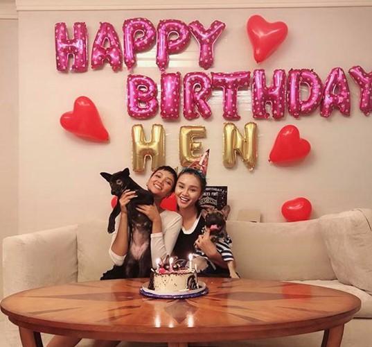 Đột nhập căn hộ cao cấp của Hoa hậu HHen Niê - Ảnh 4.