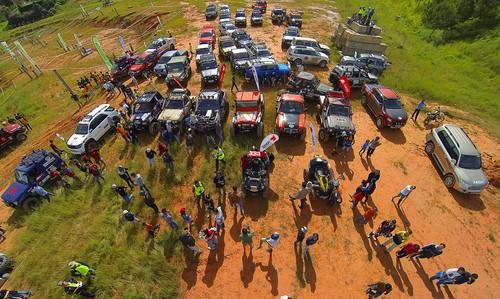 Chuẩn hoá cấp quốc tế cho giải đua ô tô địa hình - Ảnh 2.