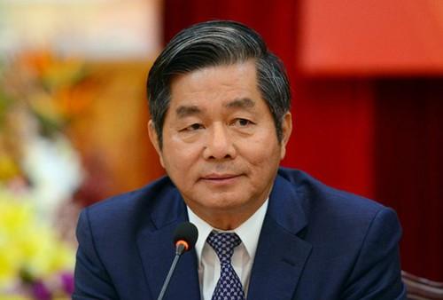 Vì sao nguyên Bộ trưởng KH-ĐT Bùi Quang Vinh bị đề nghị kỷ luật? - Ảnh 1.