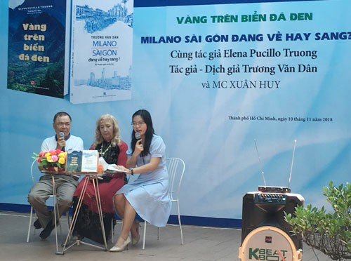 Duyên vợ chồng và văn chương Việt - Ý - Ảnh 1.