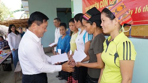 SAMCO xây nhà tình thương cho người nghèo tại Nghệ An - Ảnh 1.