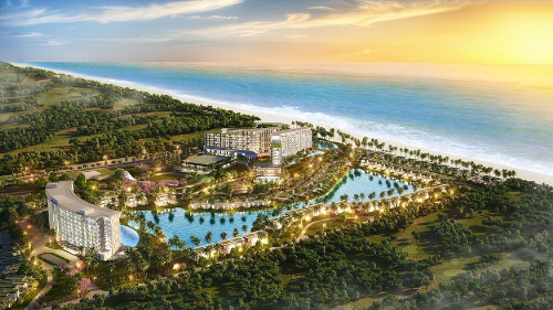 Tiềm năng du lịch hút vốn đầu tư địa ốc cho Phú Quốc - Ảnh 1.