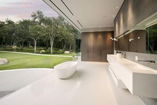 Ngắm ngôi nhà tối giản nhất thế giới giá 24 triệu USD - Ảnh 11.