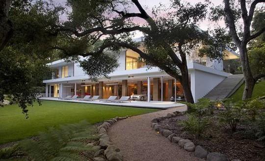 Ngắm ngôi nhà tối giản nhất thế giới giá 24 triệu USD - Ảnh 12.