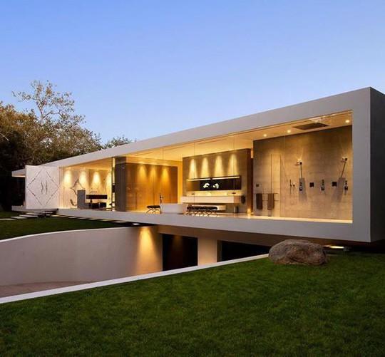 Ngắm ngôi nhà tối giản nhất thế giới giá 24 triệu USD - Ảnh 14.