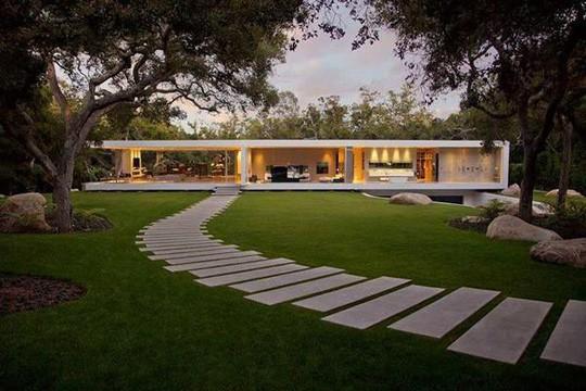 Ngắm ngôi nhà tối giản nhất thế giới giá 24 triệu USD - Ảnh 15.