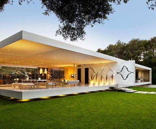 Ngắm ngôi nhà tối giản nhất thế giới giá 24 triệu USD - Ảnh 3.