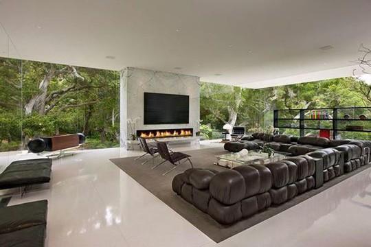 Ngắm ngôi nhà tối giản nhất thế giới giá 24 triệu USD - Ảnh 4.