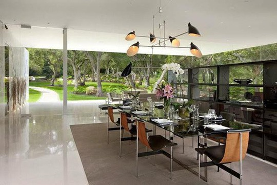 Ngắm ngôi nhà tối giản nhất thế giới giá 24 triệu USD - Ảnh 5.
