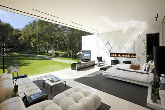 Ngắm ngôi nhà tối giản nhất thế giới giá 24 triệu USD - Ảnh 7.