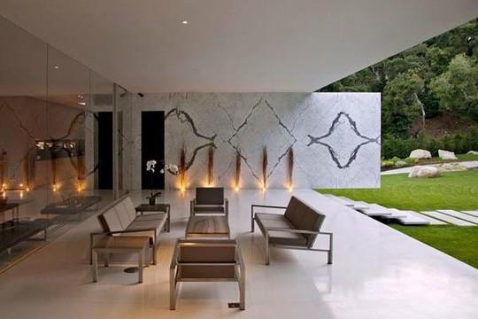 Ngắm ngôi nhà tối giản nhất thế giới giá 24 triệu USD - Ảnh 9.